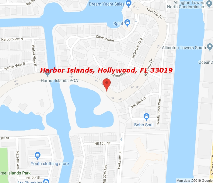1384 Harbor Vw W #0, Hollywood, Florida, 33019